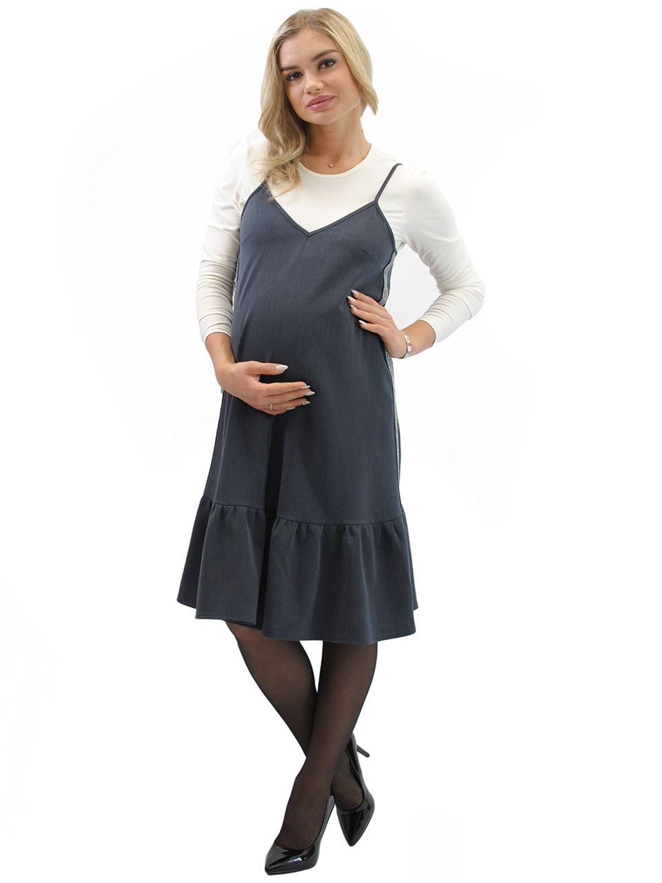 593ddacede9 Сарафан для беременных. Новинка. 1